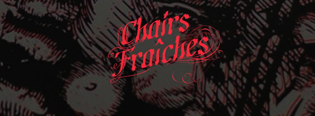 Livre : Chairs fraîches