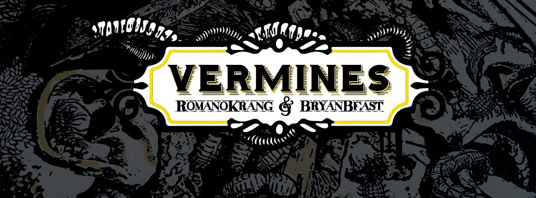 Livre : Vermines